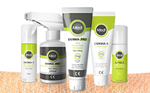 Skin Care | Total Barrier Protection | TBP Product Group Shot