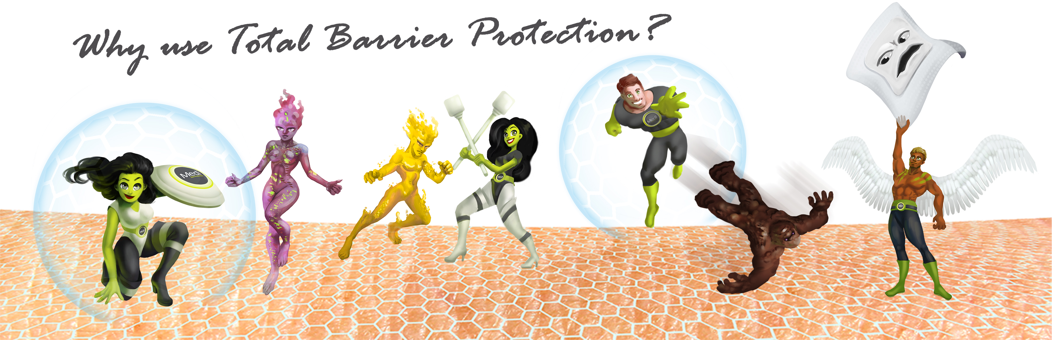 Skin Care | Total Barrier Protection